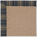Capel Rugs Creative Concepts Grassy Mountain - Vera Cruz Ocean (445) Octagon 4