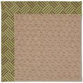 Capel Rugs Creative Concepts Grassy Mountain - Dream Weaver Marsh (211) Octagon 6
