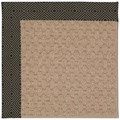 Capel Rugs Creative Concepts Grassy Mountain - Fortune Lava (394) Octagon 6