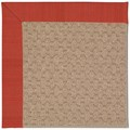 Capel Rugs Creative Concepts Grassy Mountain - Vierra Cherry (560) Octagon 6