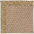 Capel Rugs Creative Concepts Grassy Mountain - Tampico Rattan (716) Octagon 6