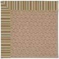 Capel Rugs Creative Concepts Grassy Mountain - Dorsett Autumn (714) Octagon 8