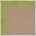 Capel Rugs Creative Concepts Grassy Mountain - Tampico Palm (226) Octagon 10