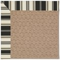 Capel Rugs Creative Concepts Grassy Mountain - Down The Lane Ebony (370) Octagon 10
