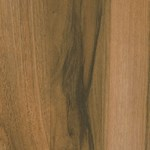 Armstrong Timeless Naturals: Classic Walnut 3-Strip 7mm Laminate L0020