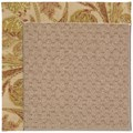Capel Rugs Creative Concepts Grassy Mountain - Cayo Vista Sand (710) Octagon 12