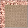 Capel Rugs Creative Concepts Grassy Mountain - Imogen Cherry (520) Runner 2