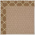 Capel Rugs Creative Concepts Grassy Mountain - Arden Chocolate (746) Runner 2