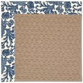 Capel Rugs Creative Concepts Grassy Mountain - Batik Indigo (415) Rectangle 3