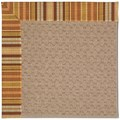 Capel Rugs Creative Concepts Grassy Mountain - Vera Cruz Samba (735) Rectangle 3