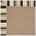 Capel Rugs Creative Concepts Grassy Mountain - Granite Stripe (335) Rectangle 4
