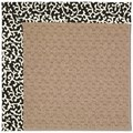 Capel Rugs Creative Concepts Grassy Mountain - Coral Cascade Ebony (385) Rectangle 6