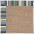 Capel Rugs Creative Concepts Grassy Mountain - Kalani Ocean (417) Rectangle 8