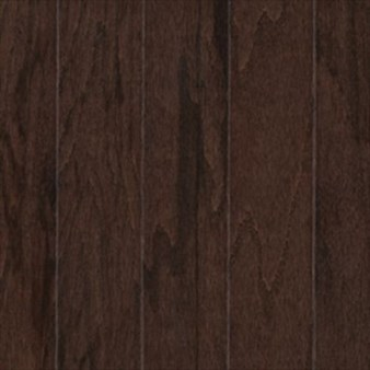 "Mohawk Rockford: Oak Chocolate 3/4"" x 3 1/4"" Solid Oak Hardwood WSC57-12"