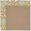 Capel Rugs Creative Concepts Grassy Mountain - Shoreham Spray (410) Rectangle 9