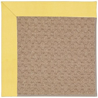 Capel Rugs Creative Concepts Grassy Mountain - Canvas Buttercup (127) Rectangle 12' x 15' Area Rug