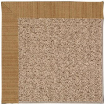 Capel Rugs Creative Concepts Grassy Mountain - Dupione Caramel (150) Rectangle 12' x 15' Area Rug