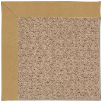 Capel Rugs Creative Concepts Grassy Mountain - Canvas Brass (180) Rectangle 12' x 15' Area Rug