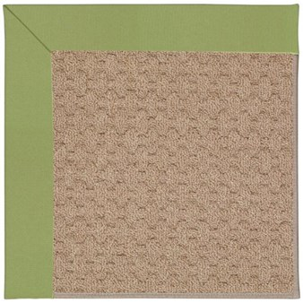 Capel Rugs Creative Concepts Grassy Mountain - Canvas Citron (213) Rectangle 12' x 15' Area Rug