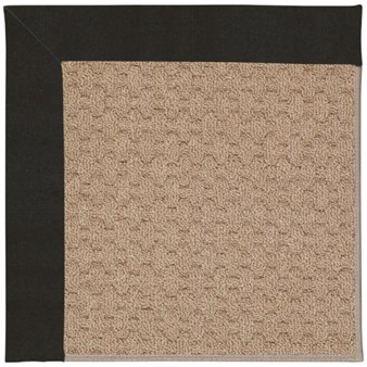 Capel Rugs Creative Concepts Grassy Mountain - Canvas Black (314) Rectangle 12' x 15' Area Rug