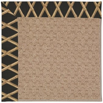 Capel Rugs Creative Concepts Grassy Mountain - Bamboo Coal (356) Rectangle 12' x 15' Area Rug