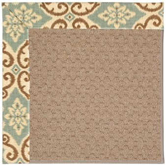 Capel Rugs Creative Concepts Grassy Mountain - Shoreham Spray (410) Rectangle 12' x 15' Area Rug