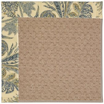 Capel Rugs Creative Concepts Grassy Mountain - Cayo Vista Ocean (425) Rectangle 12' x 15' Area Rug