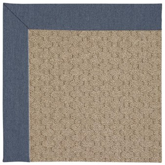 Capel Rugs Creative Concepts Grassy Mountain - Heritage Denim (447) Rectangle 12' x 15' Area Rug
