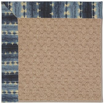 Capel Rugs Creative Concepts Grassy Mountain - Java Journey Indigo (460) Rectangle 12' x 15' Area Rug