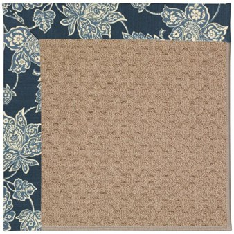Capel Rugs Creative Concepts Grassy Mountain - Bandana Indigo (465) Rectangle 12' x 15' Area Rug