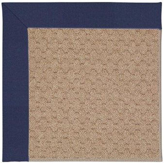 Capel Rugs Creative Concepts Grassy Mountain - Canvas Royal Navy (467) Rectangle 12' x 15' Area Rug