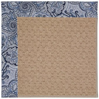 Capel Rugs Creative Concepts Grassy Mountain - Paddock Shawl Indigo (475) Rectangle 12' x 15' Area Rug