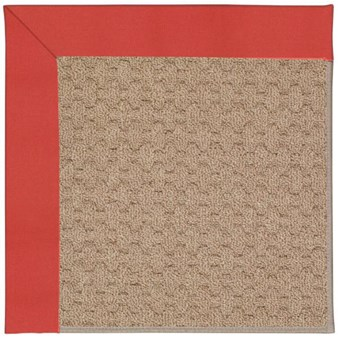 Capel Rugs Creative Concepts Grassy Mountain - Canvas Paprika (517) Rectangle 12' x 15' Area Rug