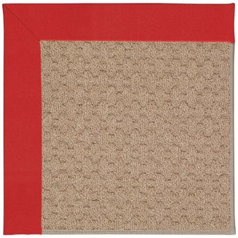 Capel Rugs Creative Concepts Grassy Mountain - Canvas Jockey Red (527) Rectangle 12' x 15' Area Rug
