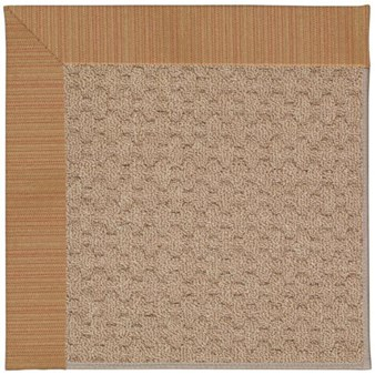 Capel Rugs Creative Concepts Grassy Mountain - Vierra Brick (530) Rectangle 12' x 15' Area Rug