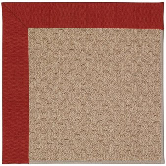 Capel Rugs Creative Concepts Grassy Mountain - Canvas Cherry (537) Rectangle 12' x 15' Area Rug