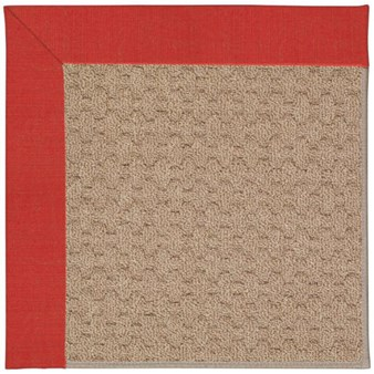 Capel Rugs Creative Concepts Grassy Mountain - Dupione Crimson (575) Rectangle 12' x 15' Area Rug