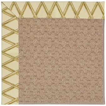 Capel Rugs Creative Concepts Grassy Mountain - Bamboo Rattan (706) Rectangle 12' x 15' Area Rug