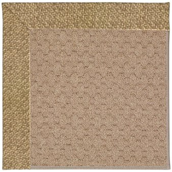 Capel Rugs Creative Concepts Grassy Mountain - Tampico Rattan (716) Rectangle 12' x 15' Area Rug