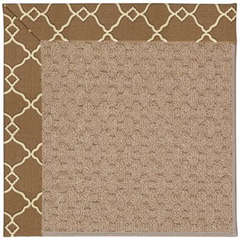Capel Rugs Creative Concepts Grassy Mountain - Arden Chocolate (746) Rectangle 12' x 15' Area Rug