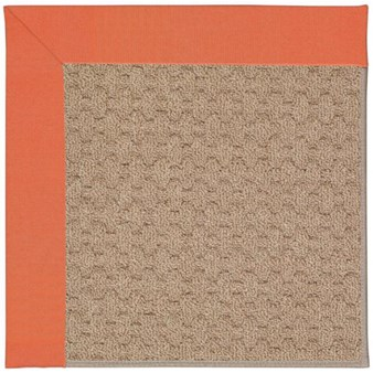 Capel Rugs Creative Concepts Grassy Mountain - Canvas Melon (817) Rectangle 12' x 15' Area Rug