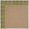 Capel Rugs Creative Concepts Raffia - Dream Weaver Marsh (211) Octagon 6
