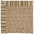 Capel Rugs Creative Concepts Raffia - Dorsett Autumn (714) Octagon 8
