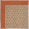Capel Rugs Creative Concepts Raffia - Canvas Rust (837) Runner 2