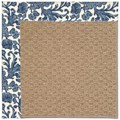Capel Rugs Creative Concepts Raffia - Batik Indigo (415) Rectangle 3