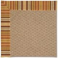 Capel Rugs Creative Concepts Raffia - Vera Cruz Samba (735) Rectangle 3