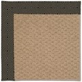 Capel Rugs Creative Concepts Raffia - Fortune Lava (394) Rectangle 5