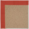 Capel Rugs Creative Concepts Raffia - Vierra Cherry (560) Rectangle 5