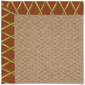 Capel Rugs Creative Concepts Raffia - Bamboo Cinnamon (856) Rectangle 5