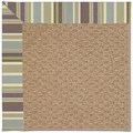 Capel Rugs Creative Concepts Raffia - Brannon Whisper (422) Rectangle 7